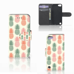 Apple iPod Touch 5   6   iPod (2019) Book Cover Ananas
