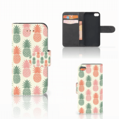 Apple iPhone 5C Book Cover Ananas