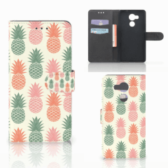 Huawei Mate 8 Book Cover Ananas