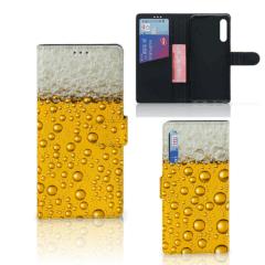 Huawei P Smart Pro Book Cover Bier