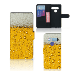 LG G8s Thinq Book Cover Bier