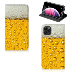 Apple iPhone 11 Pro Max Flip Style Cover Bier