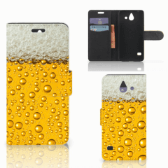 Huawei Ascend Y550 Book Cover Bier