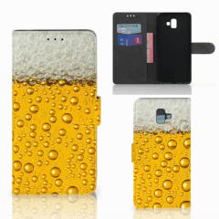 Samsung Galaxy J6 Plus (2018) Book Cover Bier