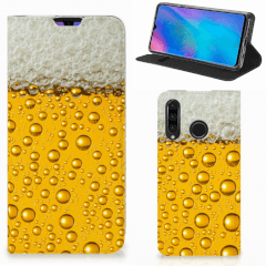 Huawei P30 Lite New Edition Flip Style Cover Bier
