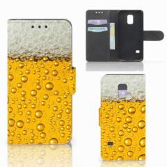 Samsung Galaxy S5 Mini Book Cover Bier