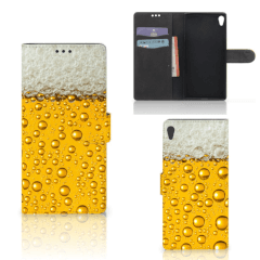 Sony Xperia XA Ultra Book Cover Bier