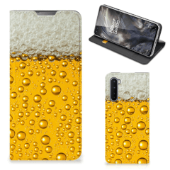OnePlus Nord Flip Style Cover Bier