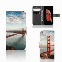 Apple iPhone 6   6s Flip Cover Golden Gate Bridge