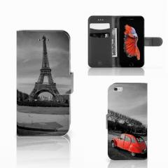 Apple iPhone 6   6s Flip Cover Eiffeltoren
