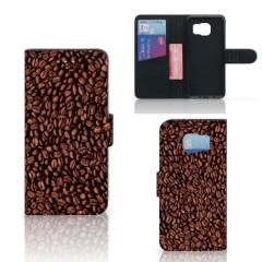 Samsung Galaxy S6 | S6 Duos Book Cover Koffiebonen