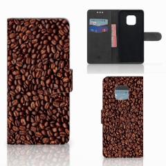 Huawei Mate 20 Pro Book Cover Koffiebonen