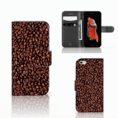 Apple iPhone 6 | 6s Book Cover Koffiebonen