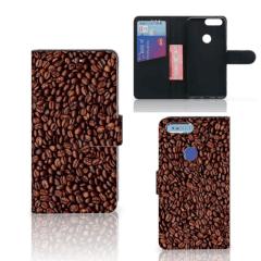 OnePlus 5T Book Cover Koffiebonen