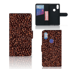 Xiaomi Mi Mix 2s Book Cover Koffiebonen