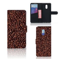 OnePlus 6T Book Cover Koffiebonen