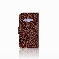 Samsung Galaxy J1 2016 Book Cover Koffiebonen