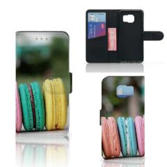 Samsung Galaxy S6 | S6 Duos Book Cover Macarons