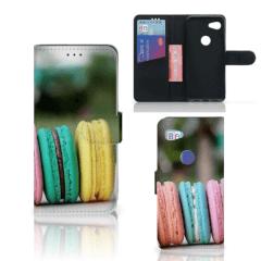 Google Pixel 3A Book Cover Macarons