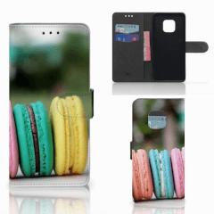Huawei Mate 20 Pro Book Cover Macarons