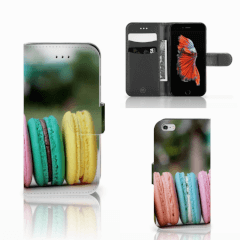 Apple iPhone 6 | 6s Book Cover Macarons