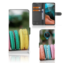 Xiaomi Poco F2 Pro Book Cover Macarons