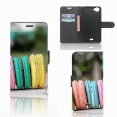 Wiko Rainbow Jam Book Cover Macarons