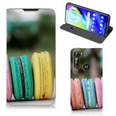Motorola Moto G8 Power Flip Style Cover Macarons