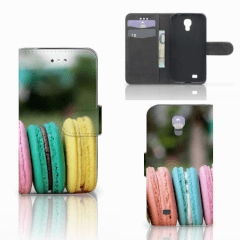 Samsung Galaxy S4 Book Cover Macarons