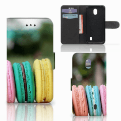 Nokia 1 Book Cover Macarons
