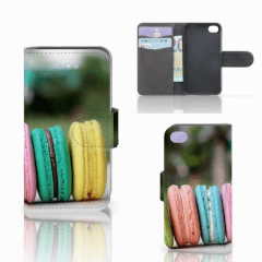 Apple iPhone 4 | 4S Book Cover Macarons