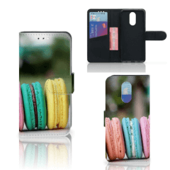 LG Q7 Book Cover Macarons