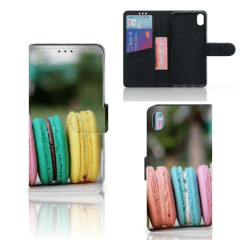 Xiaomi Redmi 7A Book Cover Macarons