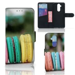 Nokia 8.1 Book Cover Macarons