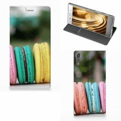 Sony Xperia XZ | XZs Flip Style Cover Macarons