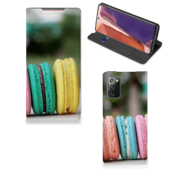 Samsung Galaxy Note20 Flip Style Cover Macarons