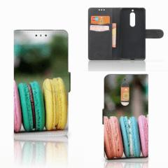 Nokia 5 Book Cover Macarons
