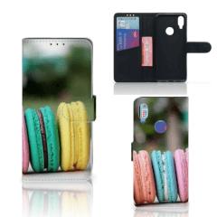 Xiaomi Redmi Note 7 Book Cover Macarons