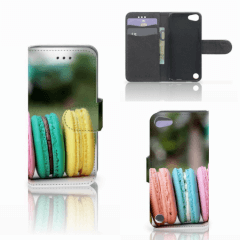 Apple iPod Touch 5   6   iPod (2019) Book Cover Macarons