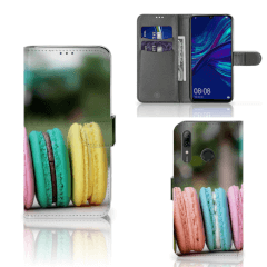 Huawei P Smart Plus (2019) Book Cover Macarons