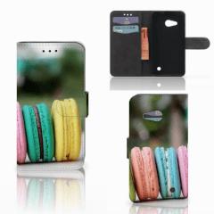 Microsoft Lumia 550 Book Cover Macarons