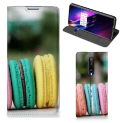 OnePlus 8 Flip Style Cover Macarons