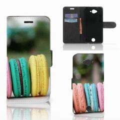 Acer Liquid Z530   Z530s Book Cover Macarons