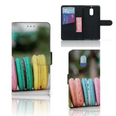 Nokia 6 Book Cover Macarons