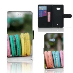 HTC U11 Book Cover Macarons