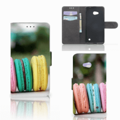 Microsoft Lumia 640 Book Cover Macarons
