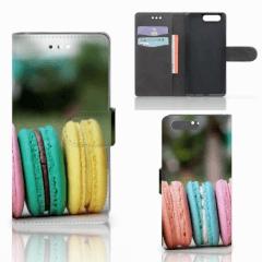 Huawei P10 Book Cover Macarons