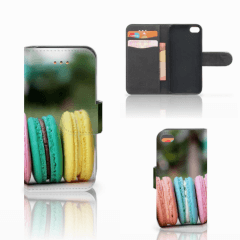 Apple iPhone 5C Book Cover Macarons