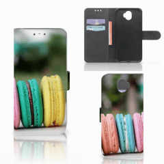 Wiko Wim Book Cover Macarons
