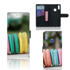 Huawei Y7 Pro | Y7 Prime (2019) Book Cover Macarons